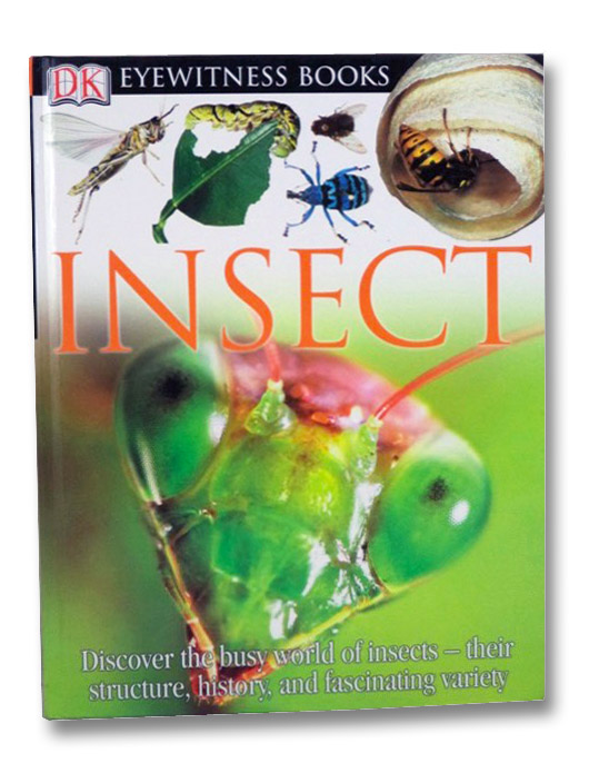 Insect (DK Eyewitness Books), Mound, Laurence