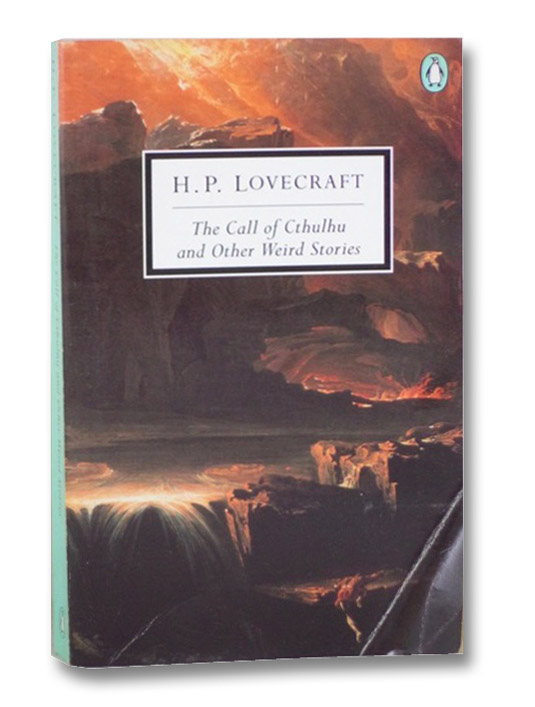 The Call of Cthulhu and Other Weird Stories, Lovecraft, H.P.
