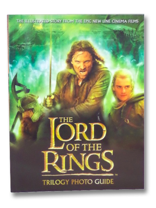 The Lord of the Rings Trilogy Photo Guide, Collins Publishing
