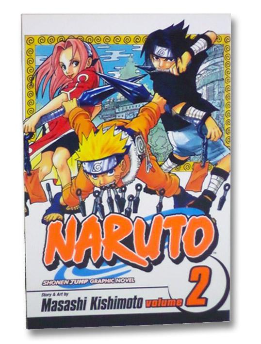 Naruto, Vol. 2: The Worst Client, Kishimoto, Masashi