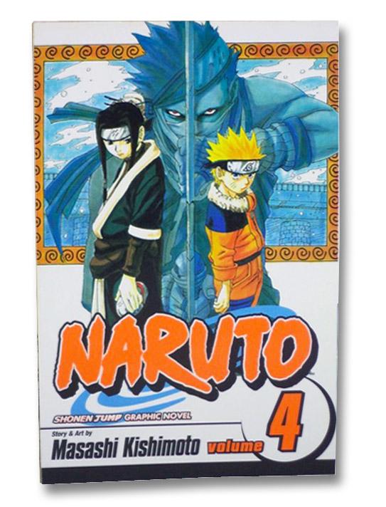Naruto, Vol. 4: Hero's Bridge, Kishimoto, Masashi