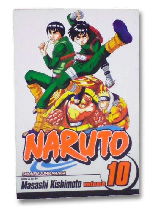 Naruto, Vol. 10: A Splendid Ninja, Kishimoto, Masashi