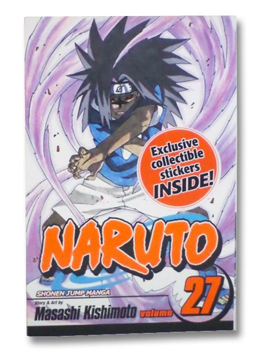 Naruto, Vol. 27: Departure, Kishimoto, Masashi