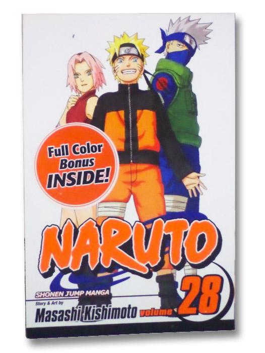 Naruto, Vol. 28: Homecoming, Kishimoto, Masashi