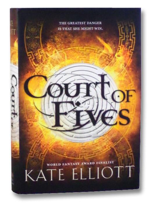 Court of Fives, Elliott, Kate
