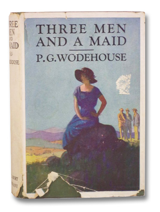 Three Men and a Maid [The Girl on the Boat], Wodehouse, P.G. [Pelham Grenville]