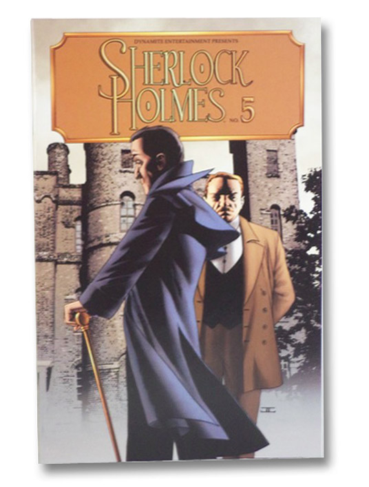 Sherlock Holmes No. 5, Moore, Leah
