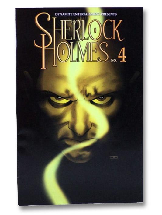Sherlock Holmes No. 4, Moore, Leah