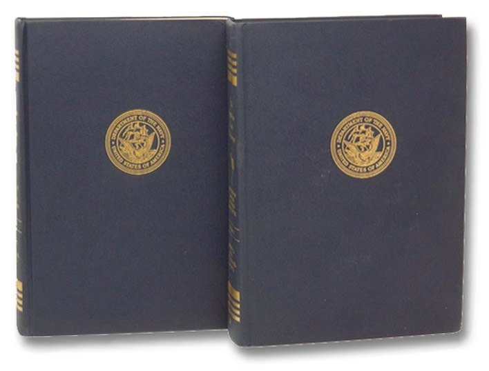 The Amphibians Came to Conquer: The Story of Admiral Richmond Kelly Turner, in Two Volumes, Turner, Richmond Kelly; Dyer, George Carroll