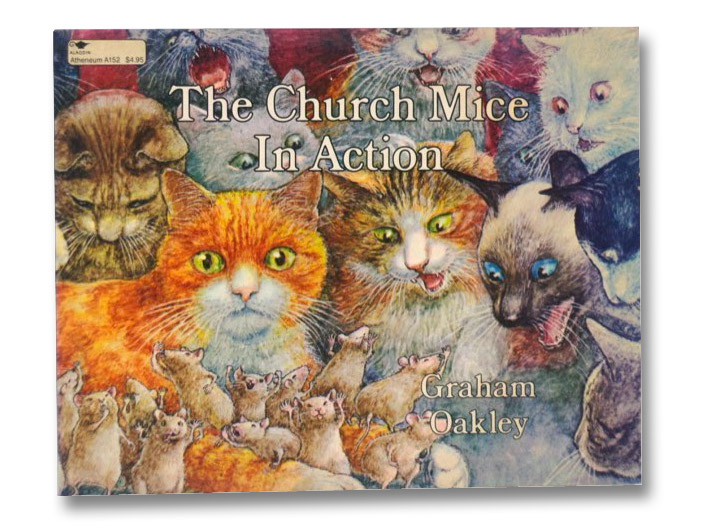 The Church Mice in Action, Oakley, Graham