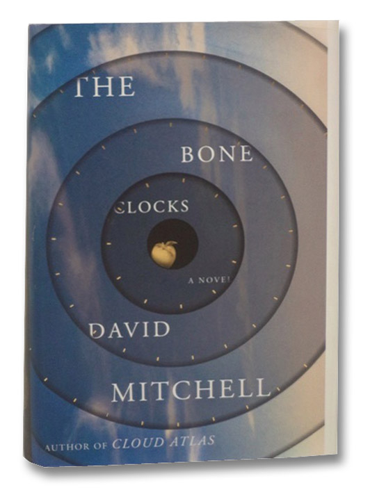 The Bone Clocks, Mitchell, David