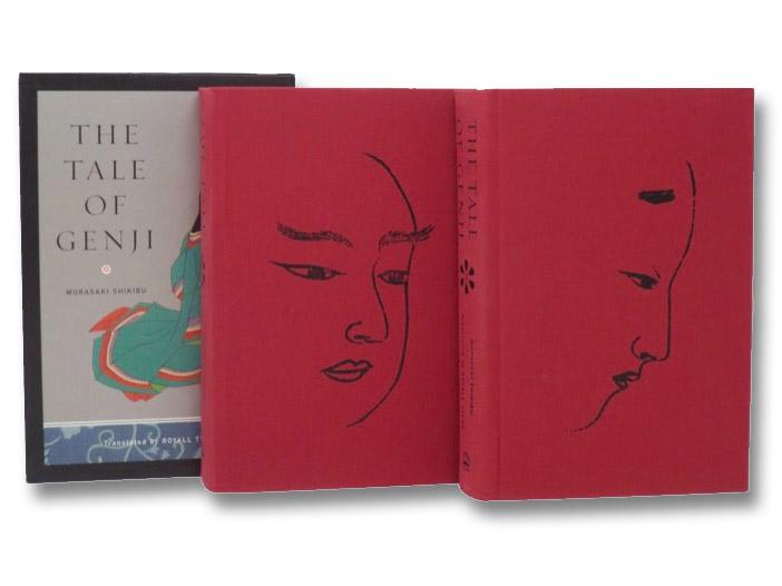 The Tale of Genji, in Two Volumes, Shikibu, Murasaki; Tyler, Royall