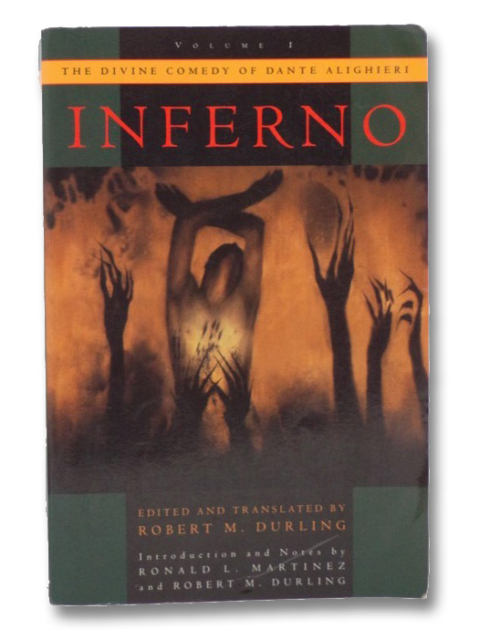 The Divine Comedy of Dante Alighieri: Volume 1 - Inferno, Alighieri, Dante