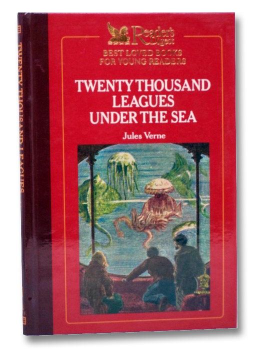 Twenty Thousand Leagues Under the Sea (Reader's Digest Best Loved Book for Young Readers), Verne, Jules