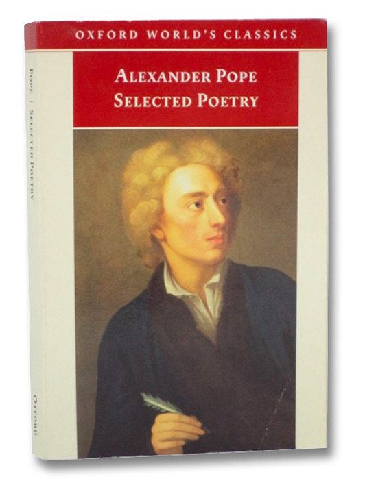 Selected Poetry (Oxford World's Classics), Pope, Alexander