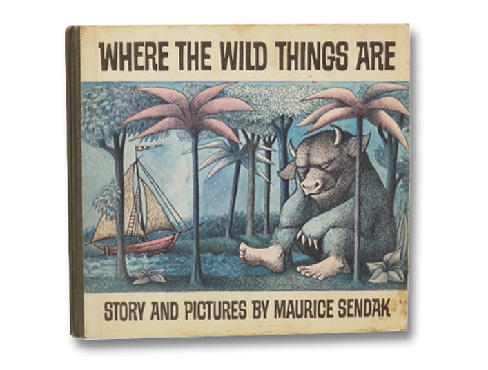 Where the Wild Things Are, Sendak, Maurice
