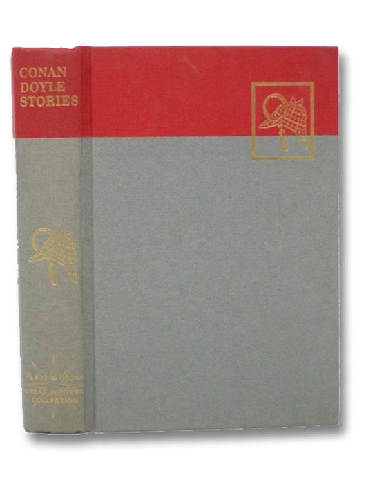 Conan Doyle Stories: Six Notable Adventures of Sherlock Holmes (A Study in Scarlet; The Sign of the Four; A Case of Identity; The Red-Headed League; A Scandal in Bohemia; The Boscombe Valley Mystery), Doyle, Sir Arthur Conan