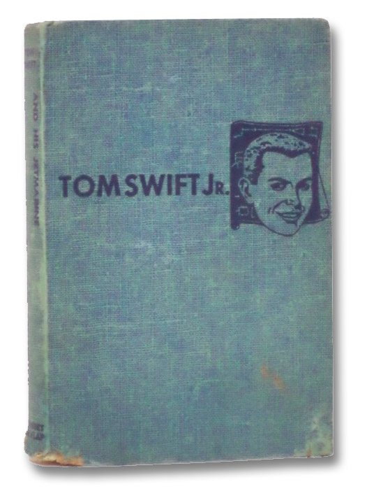 Tom Swift and His Jetmarine (The New Tom Swift Jr. Adventures, No. 2), Appleton, Victor; Kaye, Graham