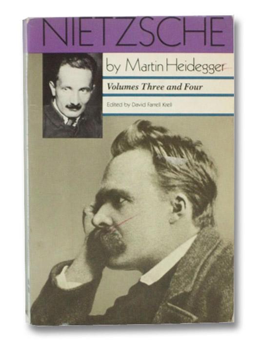 Nietzsche: Vols. 3 and 4, Heidegger, Martin