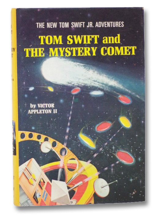 Tom Swift and the Mystery Comet (The New Tom Swift Jr. Adventures, No. 28), Appleton, Victor; Johnson, Ray