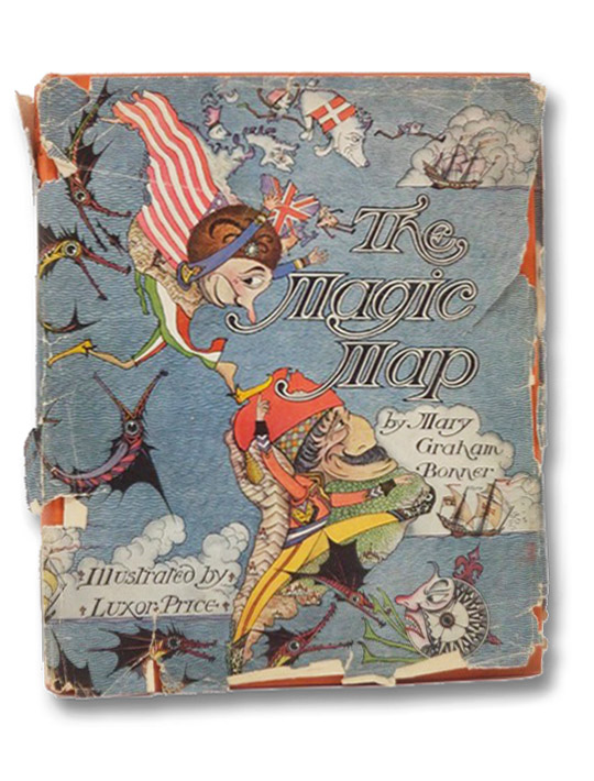 The Magic Map, Bonner, Mary Graham