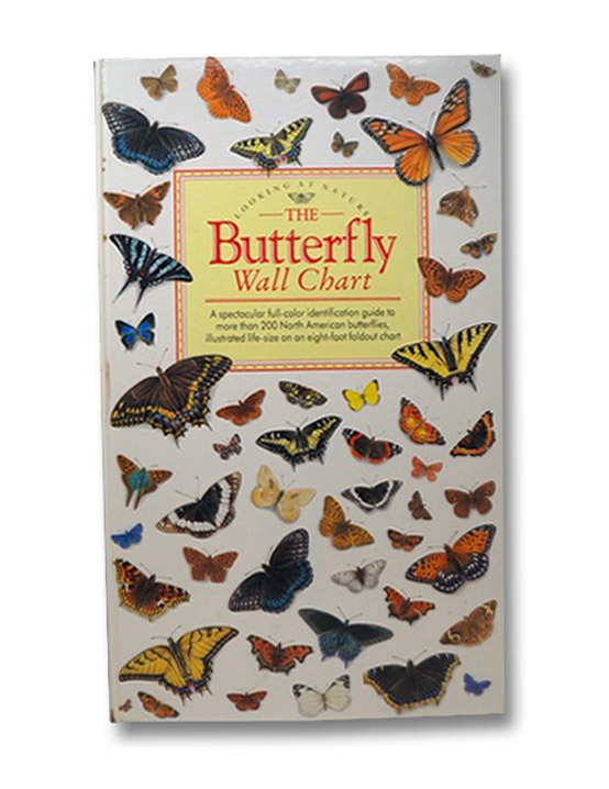 The Butterfly Wall Chart (Looking At Nature), Schneck, Marcus