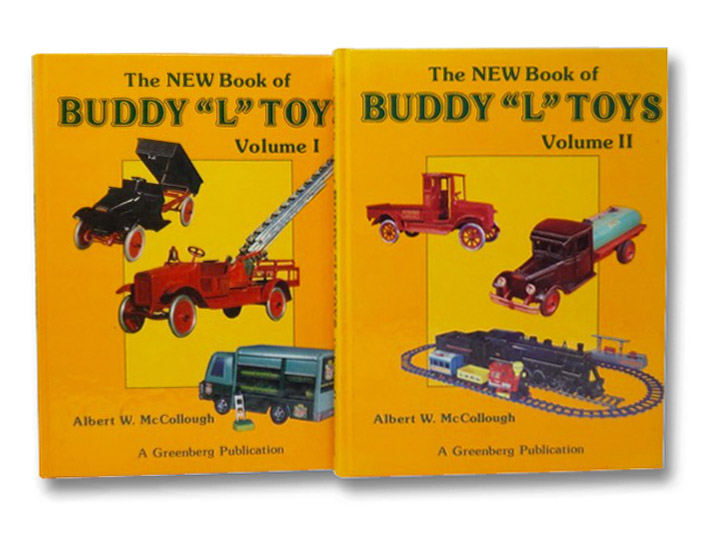 The New Book of Buddy 'L' Toys, Volumes I & II [1 and 2], McCollough, Albert W.