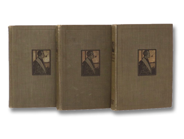 Conan Doyle's Best Books in Three Volumes, Illustrated: A Study in Scarlet and Other Stories; The Sign of the Four and Other Stories; The White Company and Other Stories (Sherlock Holmes Edition), Doyle, Arthur Conan