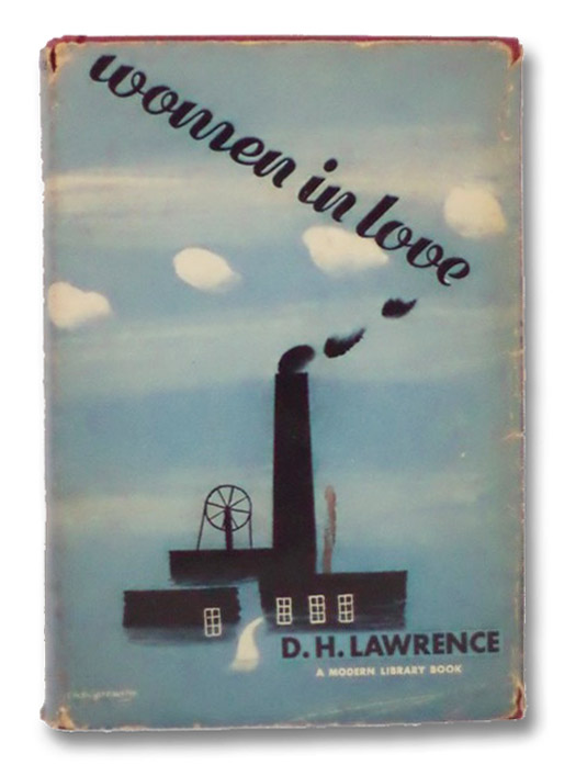 Women in Love (The Modern Library of the World's Best Books ML 68), Lawrence, D.H. [David Herbert]
