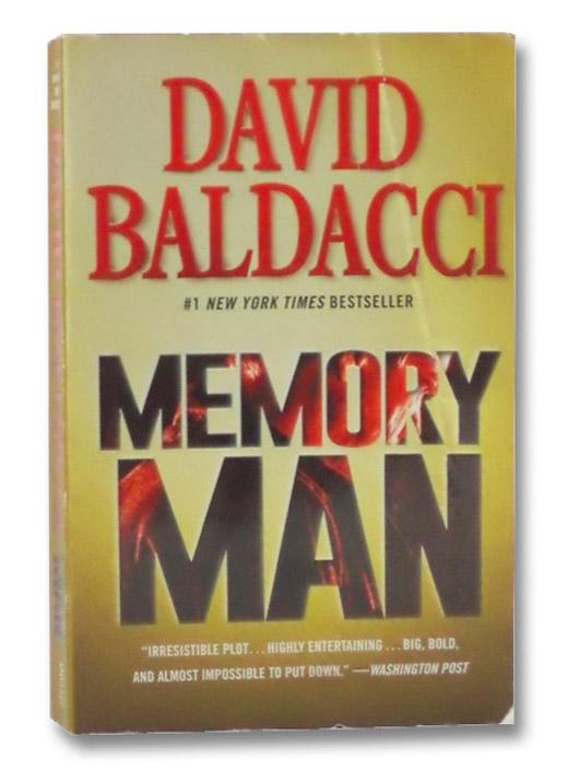 Memory Man, Baldacci, David