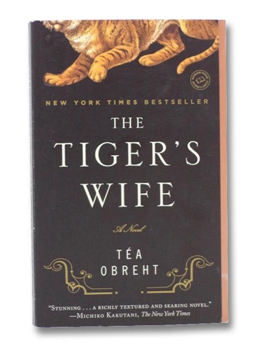 The Tiger's Wife, Obreht, Tea