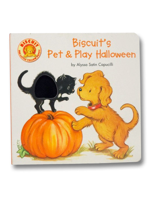 Biscuit's Pet & Play Halloween, Capucilli, Alyssa Satin