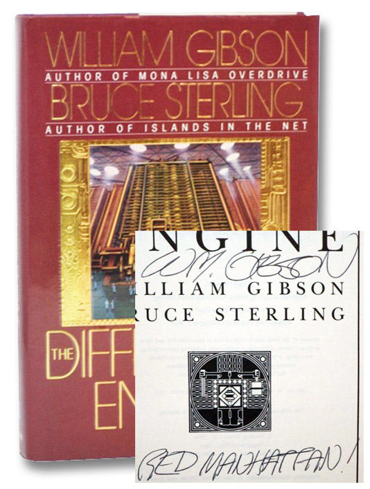 The Difference Engine, Gibson, William; Sterling, Bruce