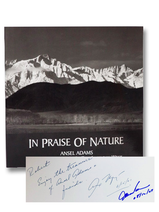In Praise of Nature: Ansel Adams and Photographers of the American West, Nyerges, Alexander Lee; Guthrie, James R.