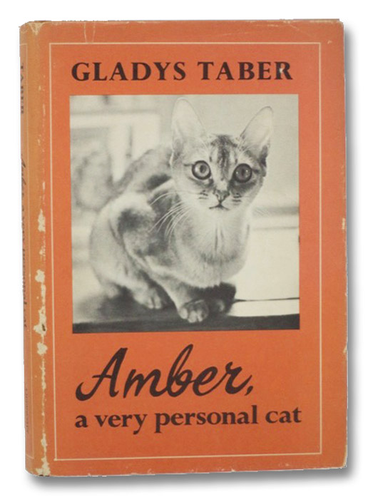 Amber, a Very Personal Cat, Taber, Gladys