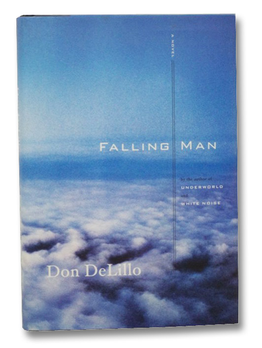 Falling Man: A Novel, DeLillo, Don