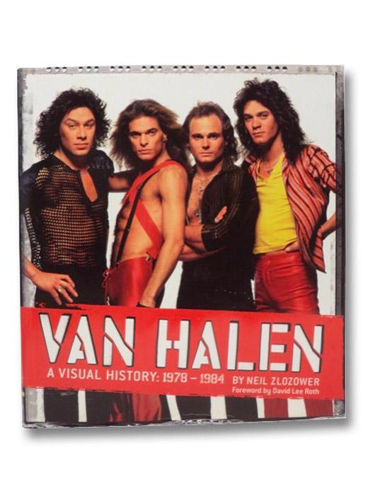Van Halen: A Visual History (1978-1984), Zlozower, Neil