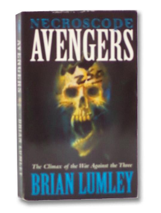 Avengers (Necroscope), Lumley, Brian