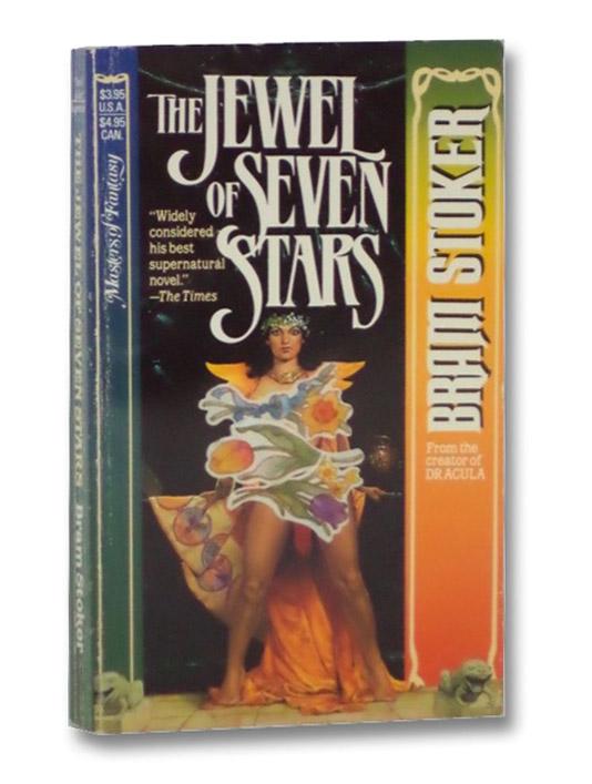 The Jewel of Seven Stars, Stoker, Bram