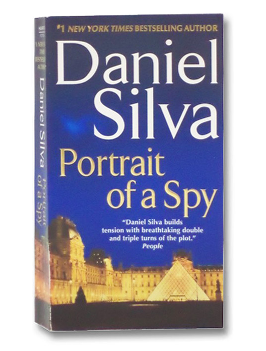 Portrait of a Spy, Silva, Daniel