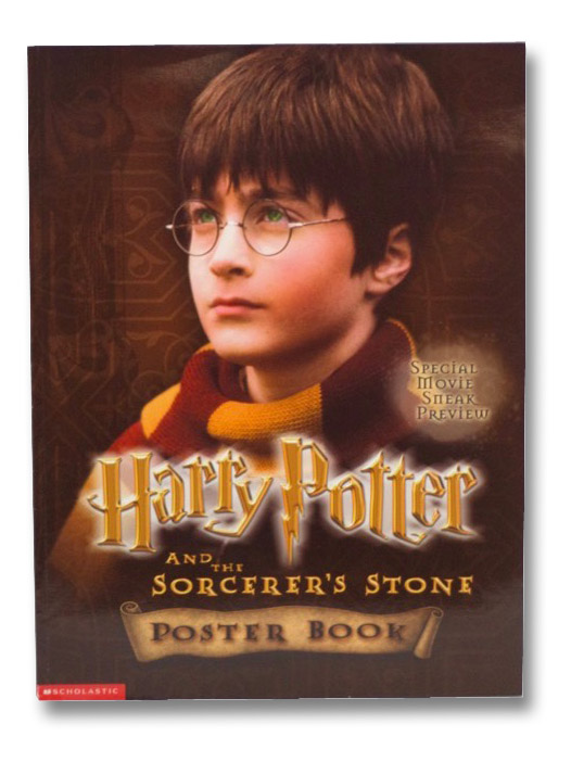 Harry Potter and the Sorcerer's Stone Poster Book: Special Movie Sneak Preview, Scholastic Inc.