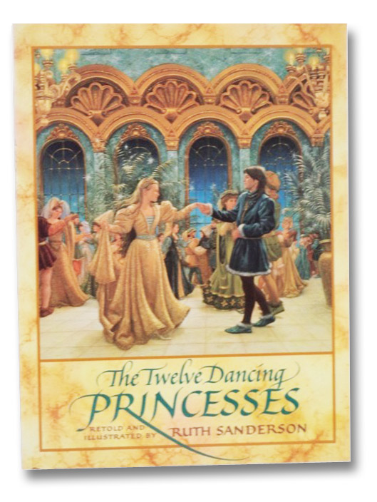 The Twelve Dancing Princesses, Sanderson, Ruth