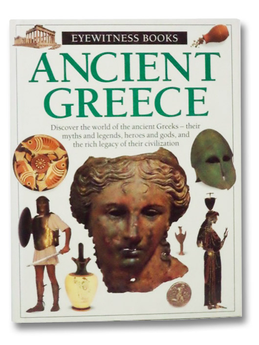 Ancient Greece (Eyewitness Books), Pearson, Anne