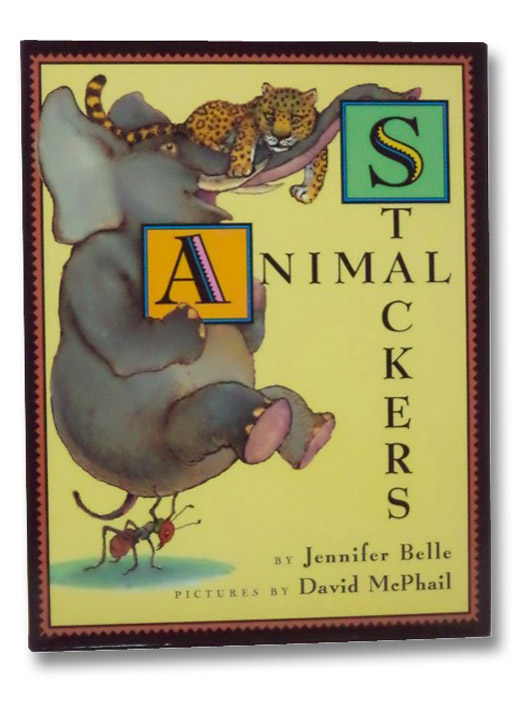 Animal Stackers, Belle, Jennifer; McPhail, David