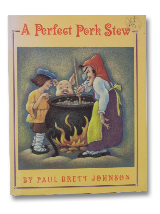 A Perfect Pork Stew, Johnson, Paul Brett