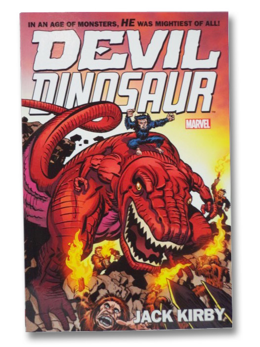 Devil Dinosaur: The Complete Collection (Marvel), Kirby, Jack