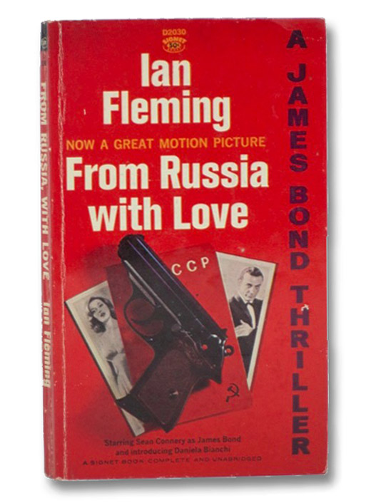 From Russia, With Love (A James Bond Thriller), Fleming, Ian