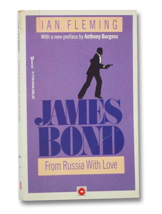 From Russia, With Love (James Bond), Fleming, Ian; Burgess, Anthony