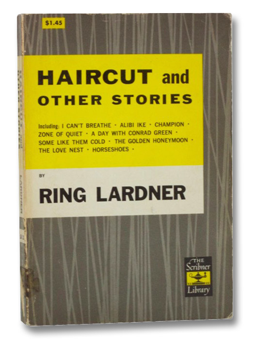 Haircut And Other Stories, Lardner, Ring