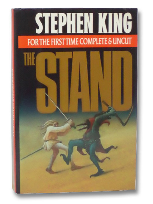 The Stand: For the First Time Complete & Uncut, King, Stephen